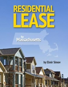 Massachusetts Residential Lease