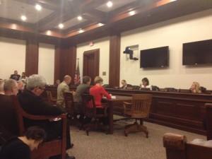 Massachusetts Legislature Hearing